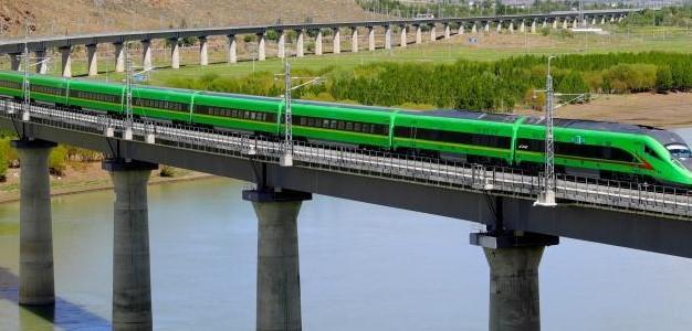 चीनले ४३५ किलोमिटर लामो रुटमा चल्ने बुलेट रेल संचालनमा ल्यायो