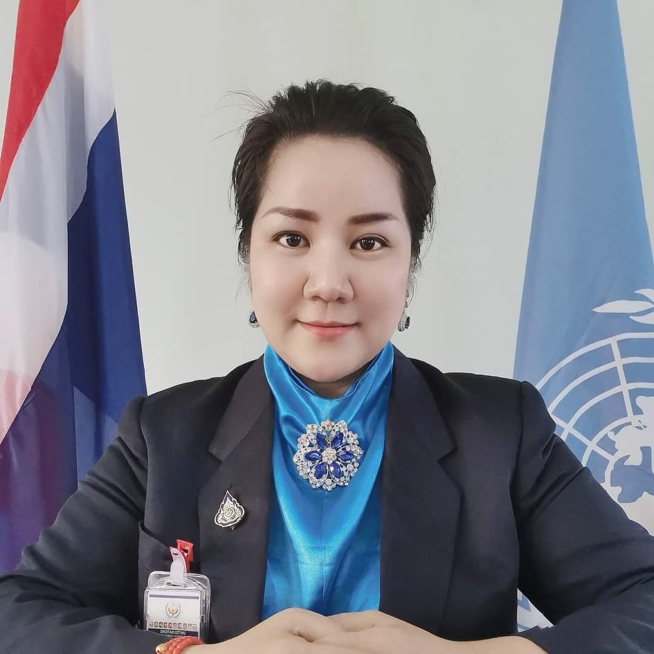 Dr.  Aphinita, world peacekeeper, an influencer, leader of humanity, peace and love.