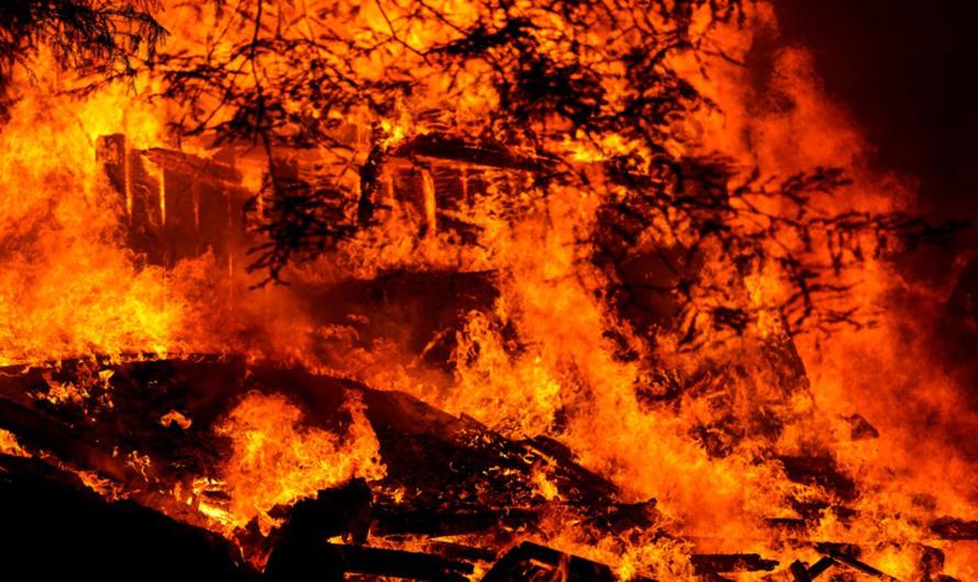 नेपालटारमा आगलागी हुँदा ४४ लाखको क्षति