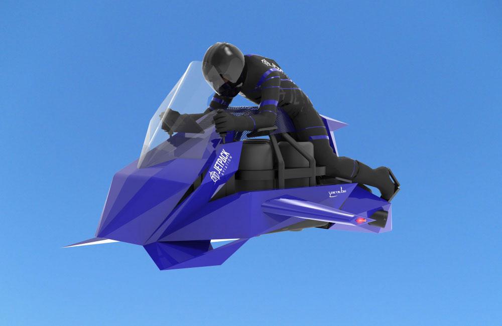 १५ हजार फिट उचाइसम्म उड्ने मोटरसाइकलको सफल परीक्षण