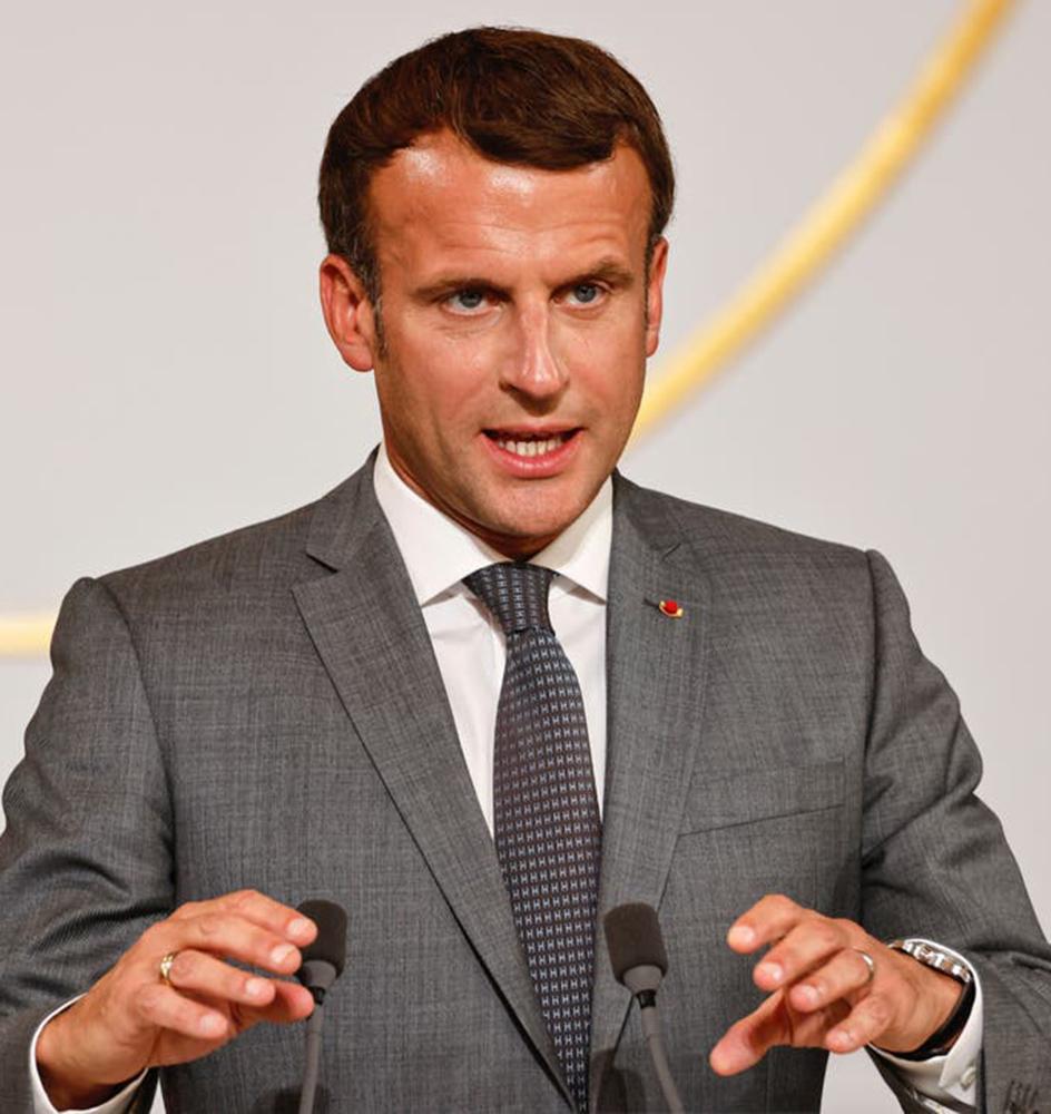 पेगासस जासूसीः सूचीमा फ्रान्सका राष्ट्रपति इमानुएल म्याक्रों पनि