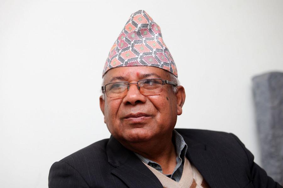 माधव नेपाल भन्छन्– वामदेव गौतम जसरी अपमानित भएर बसिन्न