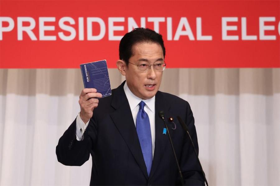 जापानको आगामी प्रधानमन्त्री फुमिओ बन्ने निश्चित