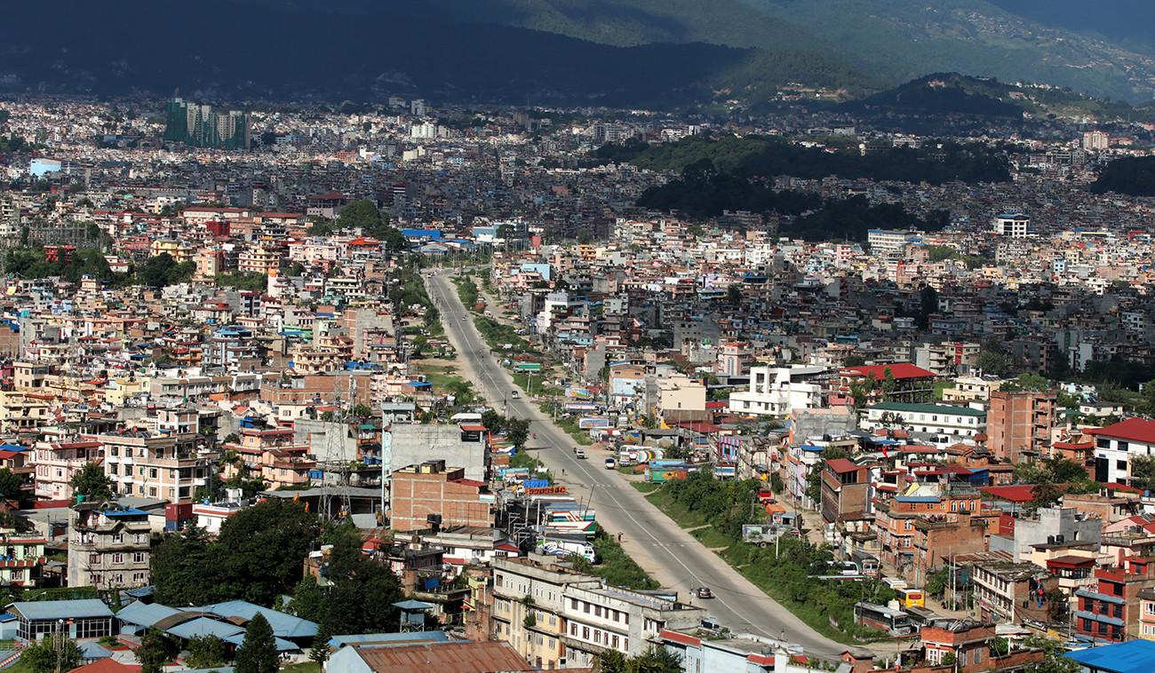 काठमाडौंमा चाडपर्व लक्षित गरी विशेष सुरक्षा योजना लागू